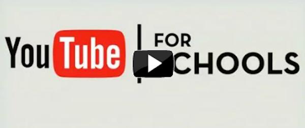 Google crea un YouTube para las escuelas