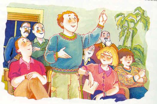 Reunión de padres de alumnos de 4º ESO