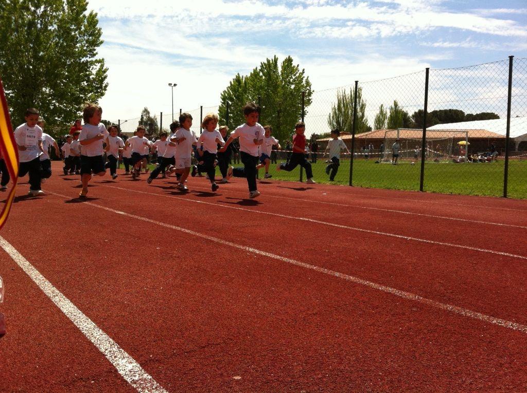 Fotos del Día del Deporte