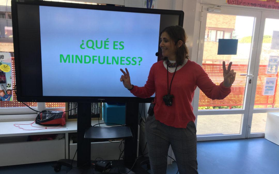"""4y6 EP –  """"Neurociencias. Taller sobre Mindfullnes e Inteligencia Emocional (empatía, escucha, resiliencia….)»"""